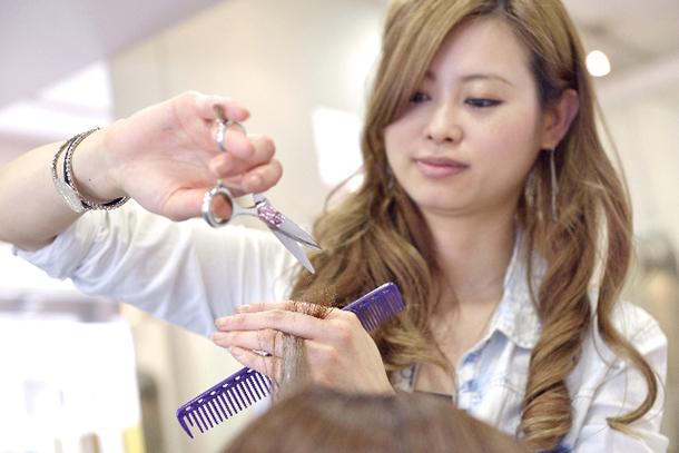 美容師キャッシング