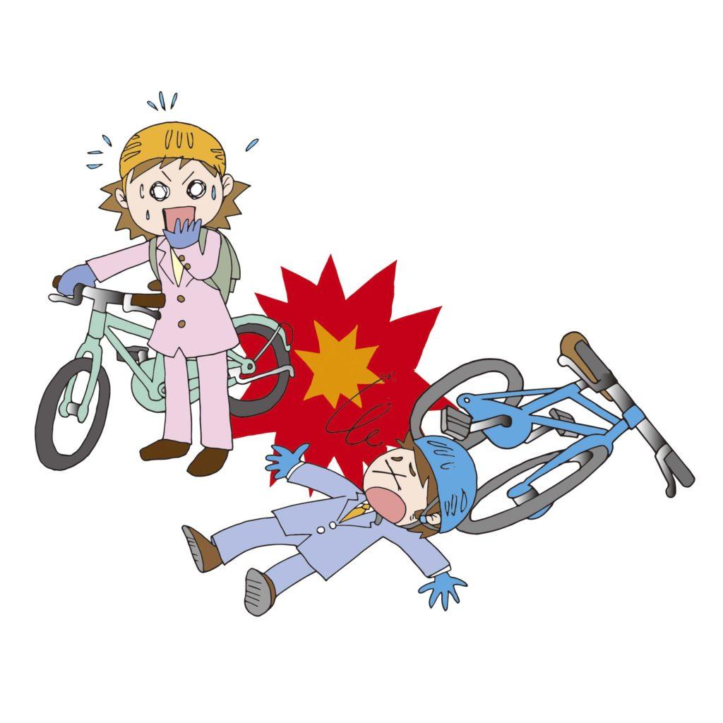 自転車事故賠償金払えない